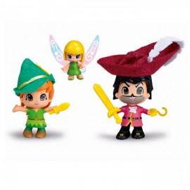 Peter Pan Pack - PinyPon