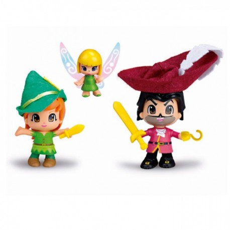 Peter Pan Pack - PinyPon - Envío Gratuito