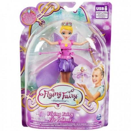 Princesa Hada Voladora - Envío Gratuito