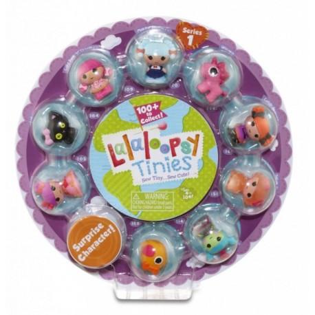 Lalaloopsy Tinies 10 pack - Envío Gratuito