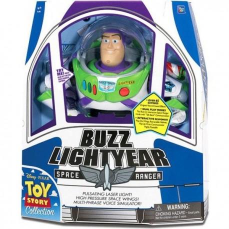 Buzz Lightyear Fig. Colección - Envío Gratuito
