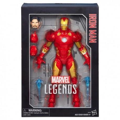 Iron Man - Fig. Colección 12 pulgadas - Envío Gratuito