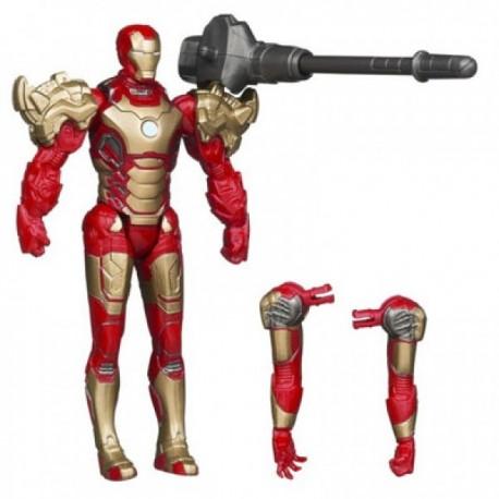 Iron Man Armadura Intercambiable - Envío Gratuito