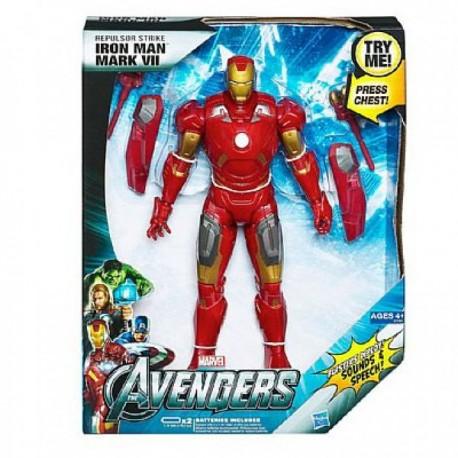 Iron Man Fig Electrónica 10' - Envío Gratuito
