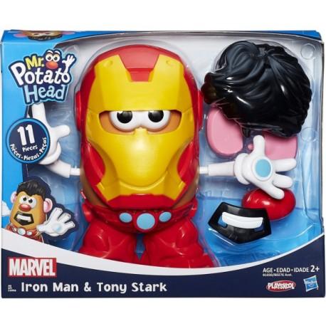 Cara de Papa Iron Man - Envío Gratuito