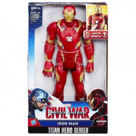 Fig. Iron Man Electronico - Envío Gratuito