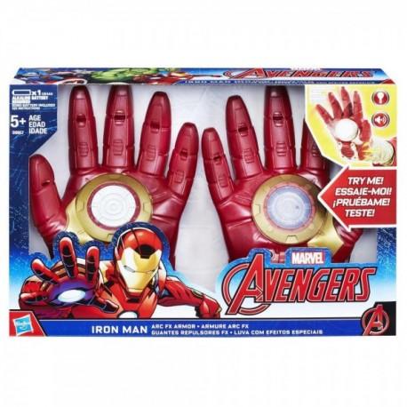 Iron Man Guantes FX - Envío Gratuito