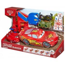 Cars Rayo McQueen Diseña y Acelera - Envío Gratuito