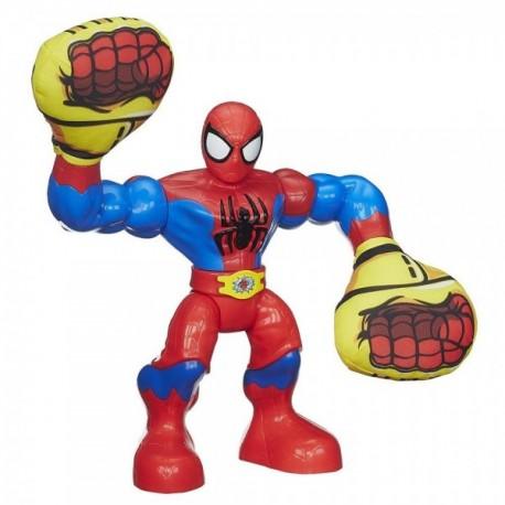 Spiderman en Accion Ka Pow - Envío Gratuito