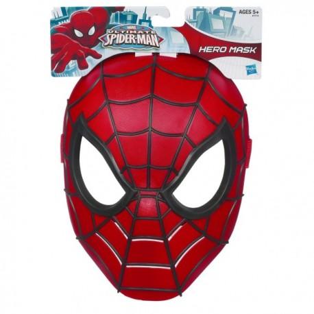 Mascara Basica - Spiderman - Envío Gratuito