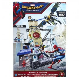 Spiderman Playset - Web City - Envío Gratuito
