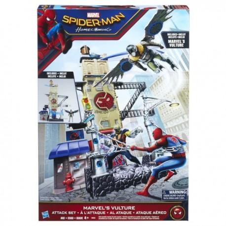 Spiderman Playset - Web City - Envío Gratuito