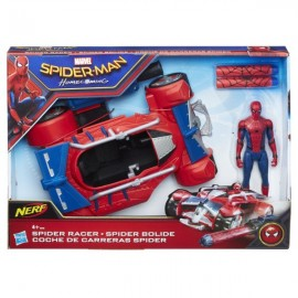 Spiderman Racer - 6 pulgadas