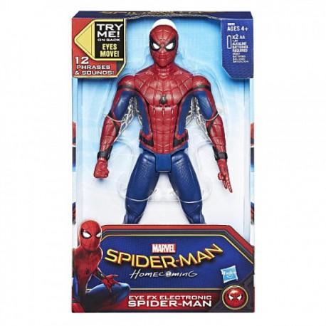 Spider Man Figura Electronica - Envío Gratuito