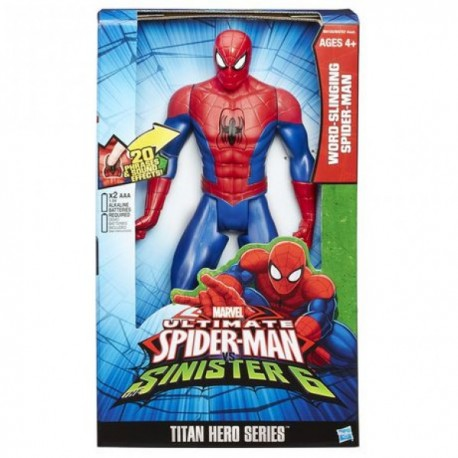 Spiderman Fig. Electronica - Envío Gratuito