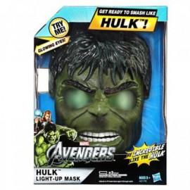 Máscara Electrónica de Hulk