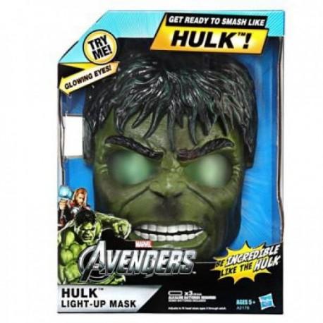 Máscara Electrónica de Hulk - Envío Gratuito