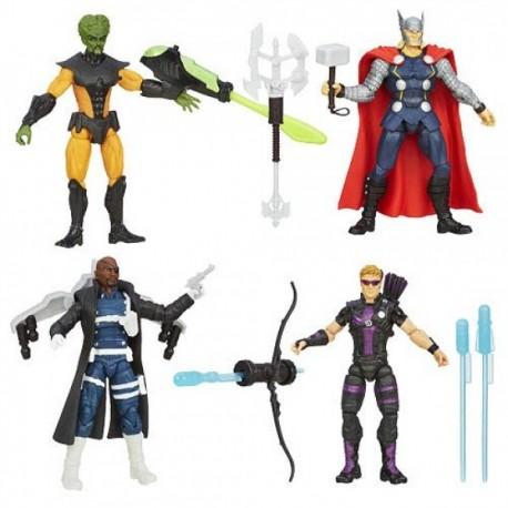 Avengers Assemble Figura de Acción 3.75 pulgadas - Envío Gratuito