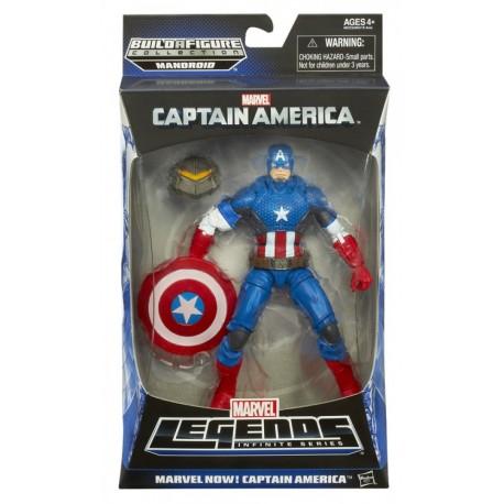 Figura Capitan America - Envío Gratuito