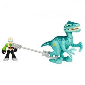 Dinosaurio Rastrea y Captura