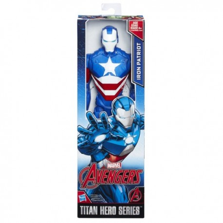 Figura Avengers - Iron Patriot - Envío Gratuito