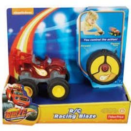 Fisher Price Blaze Radio Control - Envío Gratuito