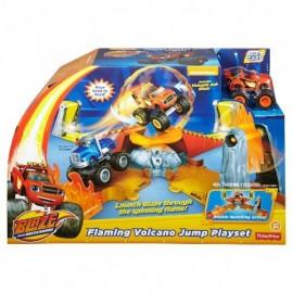 Blaze Salto a Volcan - Fisher Price - Envío Gratuito