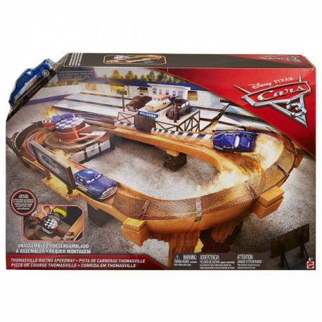 Pista Hot Wheels - Thomasville - Envío Gratuito