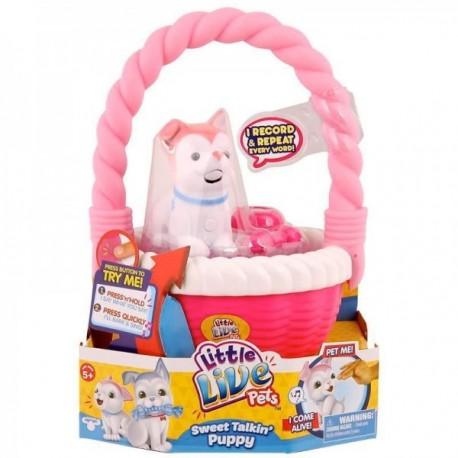 Mascota Parlachin de Little Live Pets - Envío Gratuito