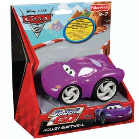 F-P Shake N' Go Cars 2 Holley - Envío Gratuito