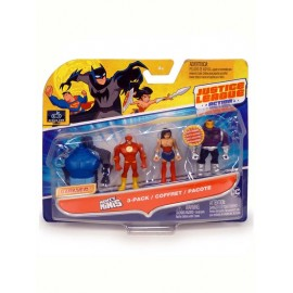 Justice League Minis - 3 Pack