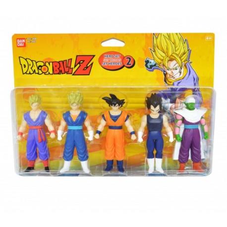 Dragon Ball Z Set de Figuras - Envío Gratuito