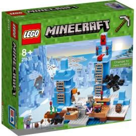 Tundra Espinosa - Minecraft Lego - Envío Gratuito