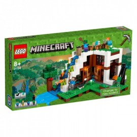 Base de la Cascada - Minecraft Lego - Envío Gratuito