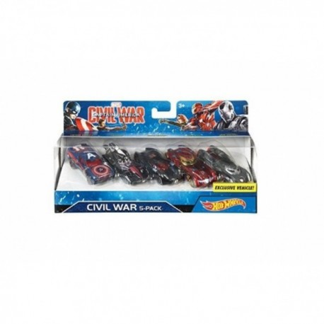5 Pack Civil War - Envío Gratuito