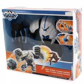 Max Steel Turbo Cañon