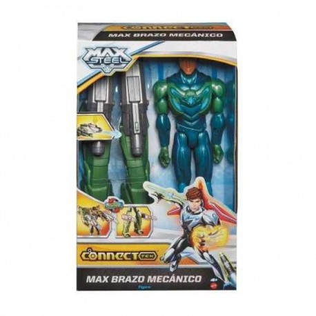 Max Steel - Brazo Mecánico - Envío Gratuito