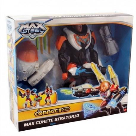 Max Cohete Giratorio - Envío Gratuito