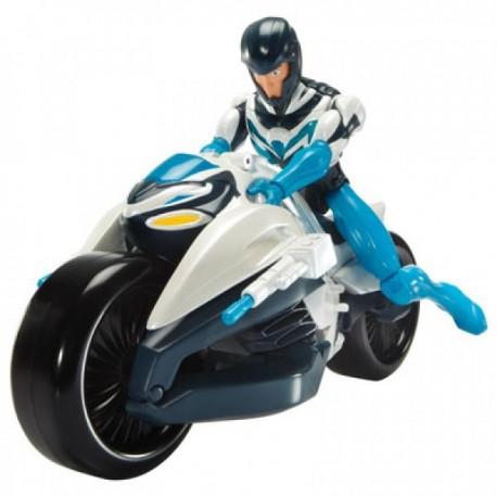 Max Steel Motocicleta - Envío Gratuito