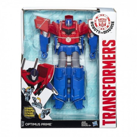 Optimus Prime 3 Pasos - Envío Gratuito