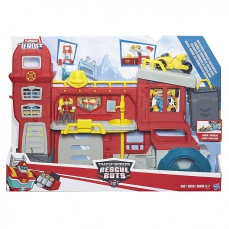 Estación Rescue Bots - Envío Gratuito