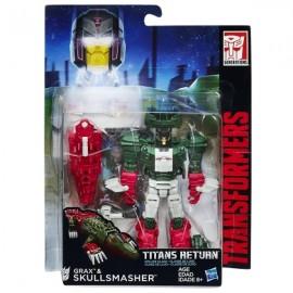 Transformers Titan Wars Deluxe - Hasbro