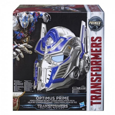 Casco Optimus Prime - Envío Gratuito