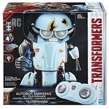 Autobot Sqweeks - Transformers - Envío Gratuito