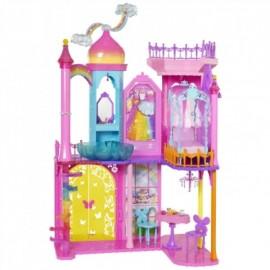 Castillo Magico Reino de Arcoiris - Barbie - Envío Gratuito