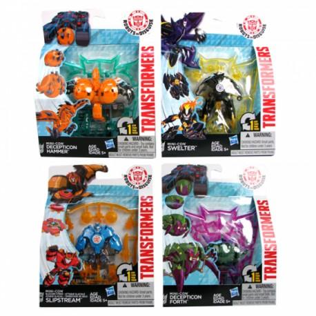 Transformers Surtido Minicon - Envío Gratuito
