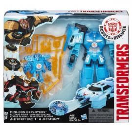 Transformers Lanzador Minicon