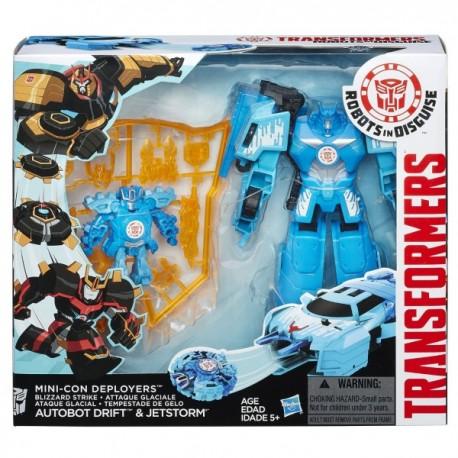 Transformers Lanzador Minicon - Envío Gratuito