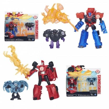 Transformers Minicom 2 Pack - Envío Gratuito