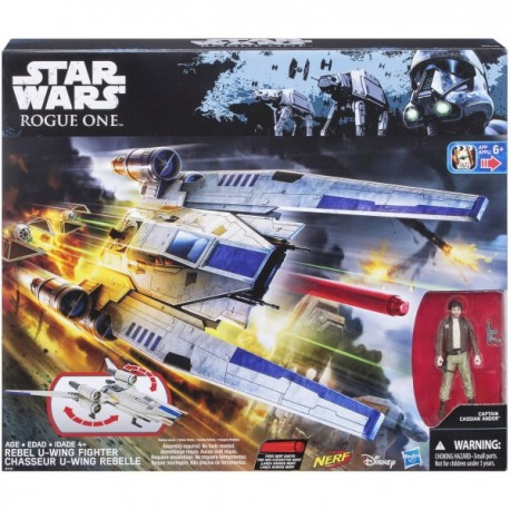 Star Wars U- Wing Fighter - Envío Gratuito